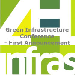 Green Infrastructure first announcement