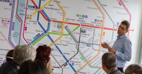 Akcijski načrt projekta SMART-MR za spodbujanje trajnostne mobilnosti v LUR
