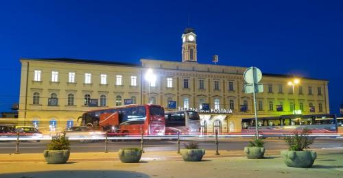 Študija Promet: Strokovne podlage urejanja javnega prometa v regiji