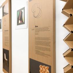 Razstava Papiro-logía, ICP Ljubljana 2019, Foto: Urša Peršič