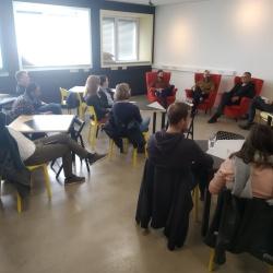 GIG Coworking/Less Waste Event - povezovanje v kreativnih prostorih