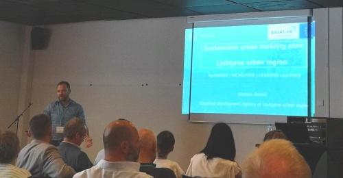 CPS LUR kot dobra praksa na šesti evropski konferenci SUMP 2019