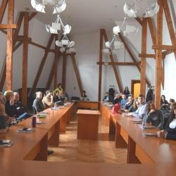 CRE-HUB srečanje partnerjev v Romuniji