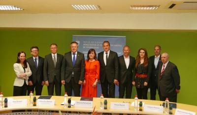 Dogovor za razvoj regije - slavnostni podpis