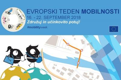 Evropski tede mobilnosti 2018