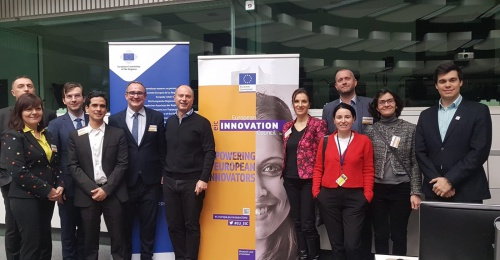 RRA LUR participates in the formulation of European innovation ecosystems policy for the period 2021–2027