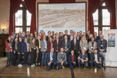 Eurocities forum 2019 Skupinska fotografija