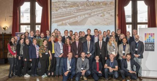 Izmenjava lokalnih in regionalnih praks mobilnosti - EUROCITIES 2019