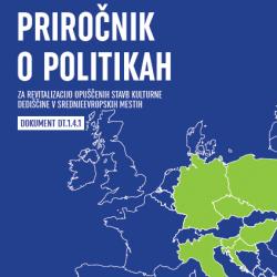 Priročnik o politikah za revitalizacijo opuščenih stavb kulturne dediščine v srednjeevropskih mestih