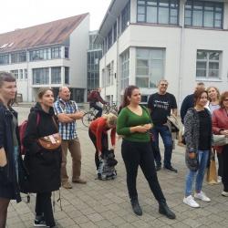 Zaključni dogodek projekta Forget Heritage - Nürnberg, 24.-26. 9. 2019- study visit
