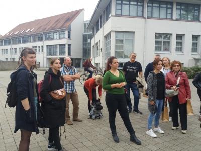 Forget Heritage - Nuernberg 14 Study Tour 24.9,2019