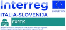 Interreg FORTIS - Italia Slovenija