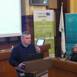 Slovenski informativni dan projekta Forget Heritage