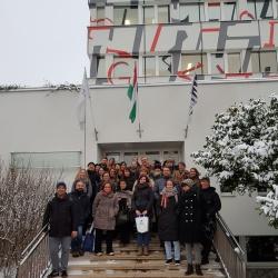 Forget Heritage - srečanje v Pecsu: projektni partnerji in upravljavci pilotnih projektov