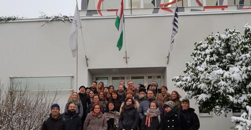 3-dnevni dogodek projekta FORGET HERITAGE v mestu Pécs na Madžarskem