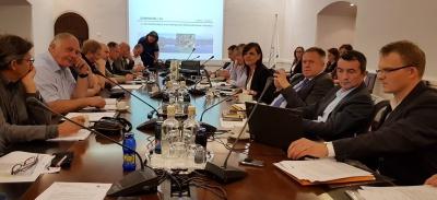 Razvojni svet kohezijske regije Zahodna Slovenija, 12. redna seja