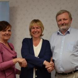 Podpis sporazuma - kohezijski regiji in SVRK 3