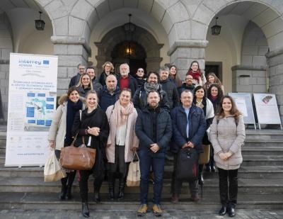 IC 5.sestanek projektnih partnerjev, LJ januar 2020