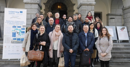 Fifth meeting of the Inter-Connect project in Ljubljana