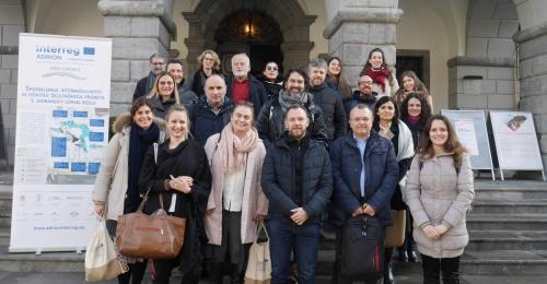 Peti sestanek projekta Inter-Connect v Ljubljani