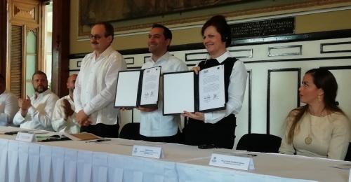 Regija Jukatan gostila predstavnike Ljubljanske urbane regije