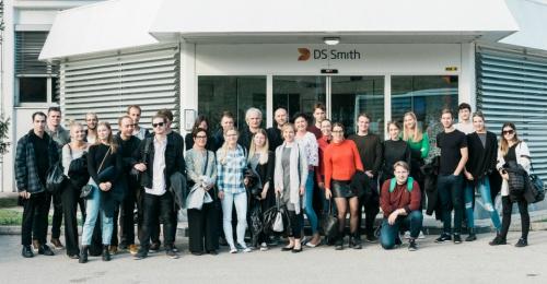 Ogled podjetja DS Smith Slovenija