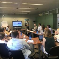 Drugi sestanek partnerjev projuekta Inter-Connect - Bologna, junij 2018