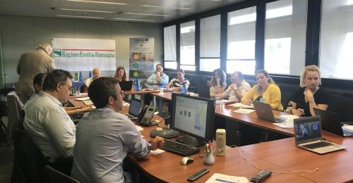 Drugi sestanek projekta Inter-Connect v mestu Bologna