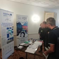 Projekt Inter-Connect na dogodku Prometna varnost in trajnostna mobilnost - ETM 2019