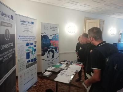 Inter-Connect Prometna varnost in trajnostna mobilnost ETM2019