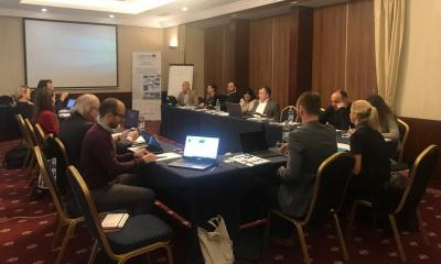 Inter-Connect Zagreb 3. sestanek partnerjev