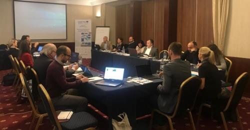 Tretji sestanek projekta Inter-Connect v Zagrebu