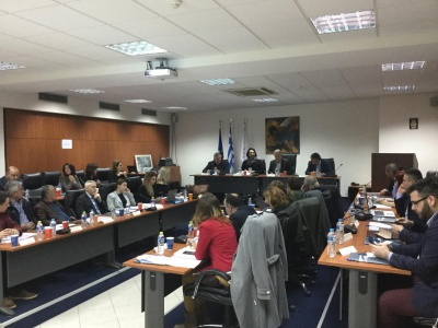 Inter-Connect partners meeting Greece
