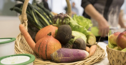Jesenska Borza lokalnih živil za spodbujanje lokalne samooskrbe v LUR
