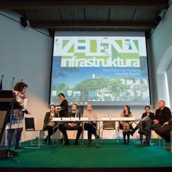 Konferenca Zelena infrastruktura (foto Luka Vidic)