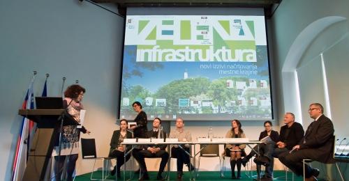 Inovativne rešitve za razvoj, implementacijo in vzdrževanje zelene infrastrukture