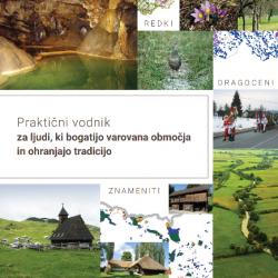 Praktični vodnik za ljudi, ki bogatijo varovana območja in ohranjajo tradicijo