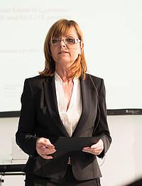 Lilijana Madjar; foto: Arhiv RRA LUR