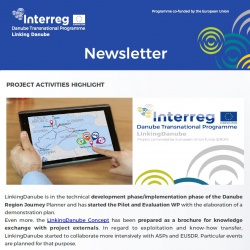 Newsletter Linking Danube - September 2018