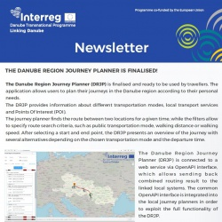 Newsletter Linking Danube - March 2019