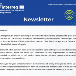 Newsletter Linking Danube - June 2019