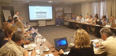 LinkingDanube - zaključna konferenca projekta, Bukarešta 26. 6. 2019