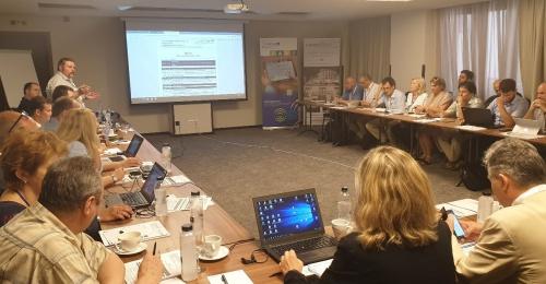 Zaključna konferenca projekta Linking Danube v Bukarešti