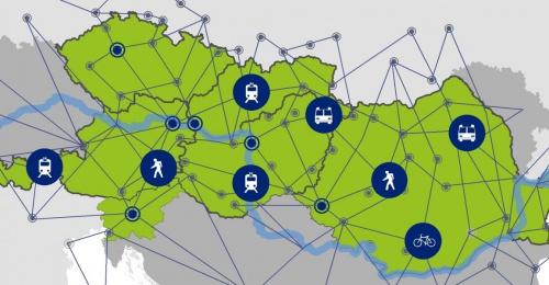 Linking Danube: Okolju prijazna mobilnost v Podonavski regiji