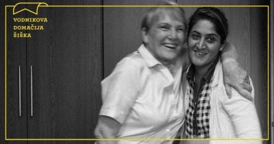 NA GLAS vabilo Somaye Asadpour in Karla Kos