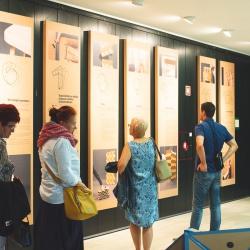 Razstava Papiro-logía v Krškem