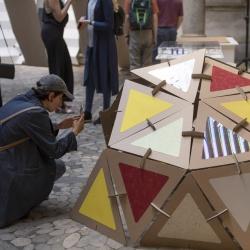 Papirologija - otvoritev razstave - InnoRenewCoE_Foto Ales Rosa