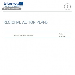 Peripheral Access Regional Action Plans