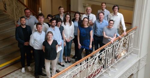 Partnersko srečanje projekta Peripheral Access v Brnu