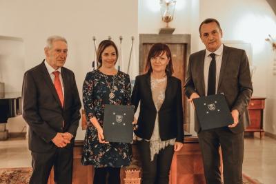 Podpis sporazuma IUC Jukatan LUR